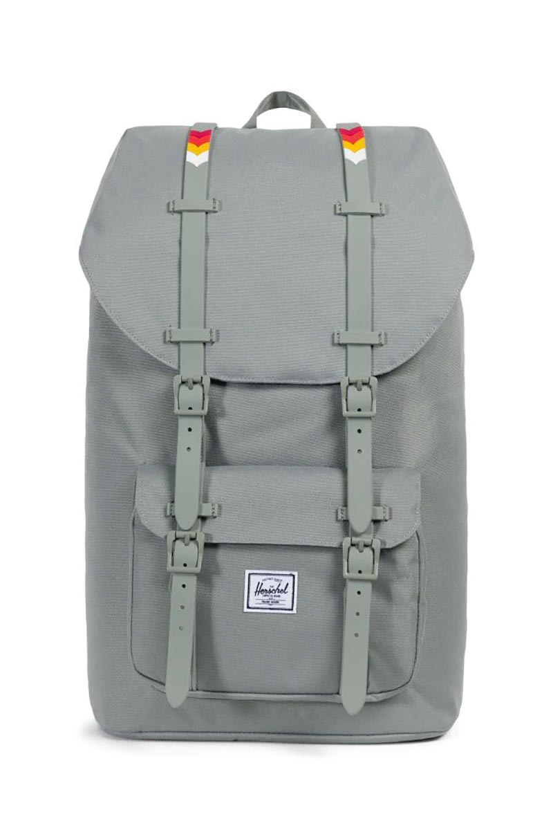 2877d9cd92b7 Herschel backpack Little America shadow chevron