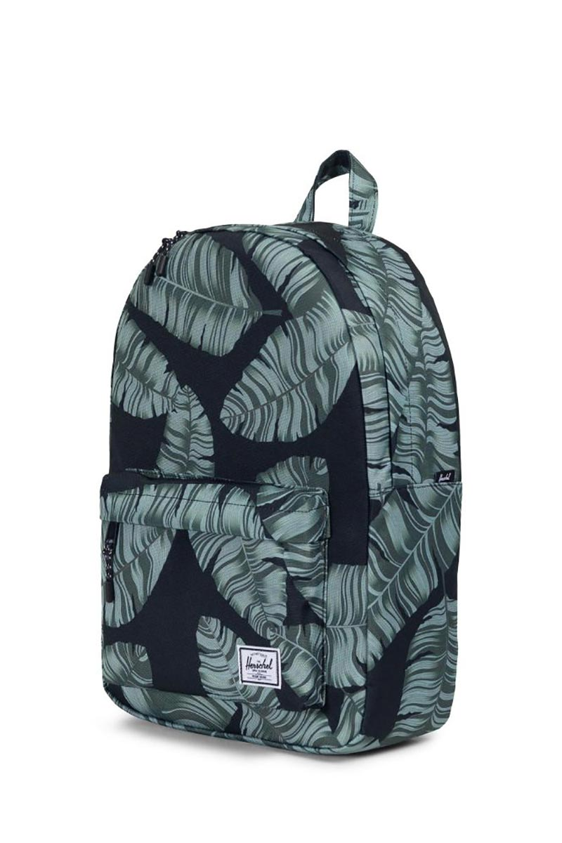 Classic mid volume backpack black palm Herschel Supply Co. Classic mid  volume backpack black palm ... dfeda0af6d133