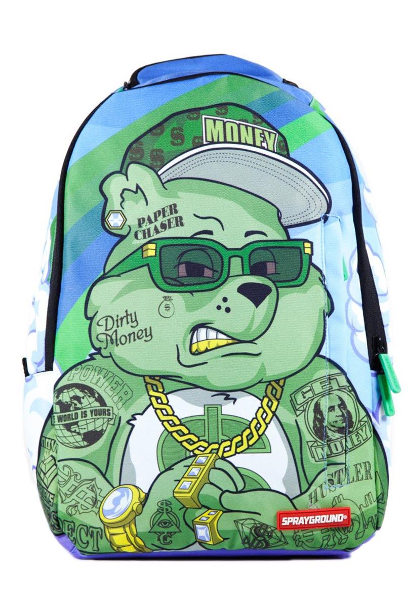 Sprayground Money Bear backpack