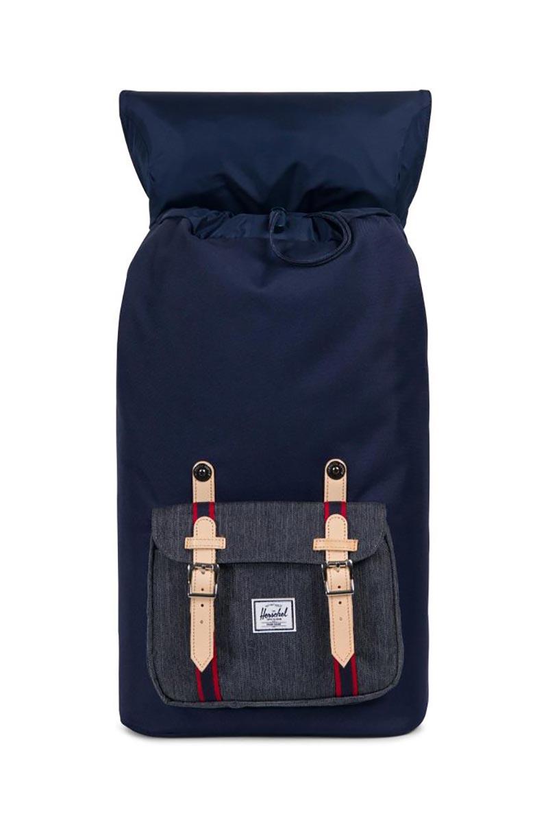 Herschel Supply Co. Little America Offset backpack peacoat/dark denim