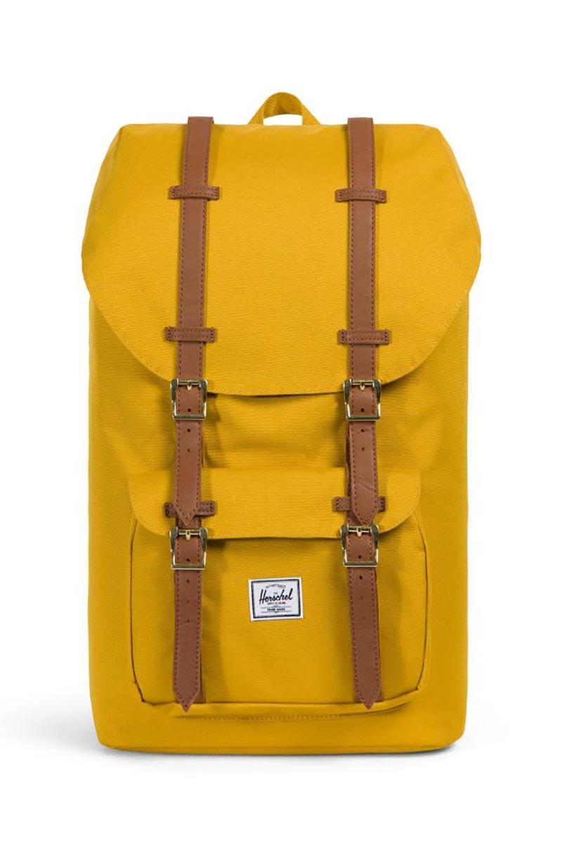 Herschel Supply Co. Little America backpack arrowwood/tan