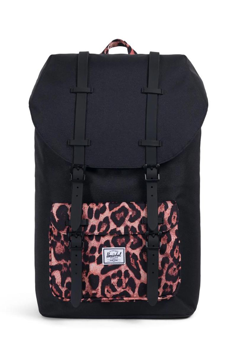 Herschel Supply Co. Little America backpack black/desert cheetah