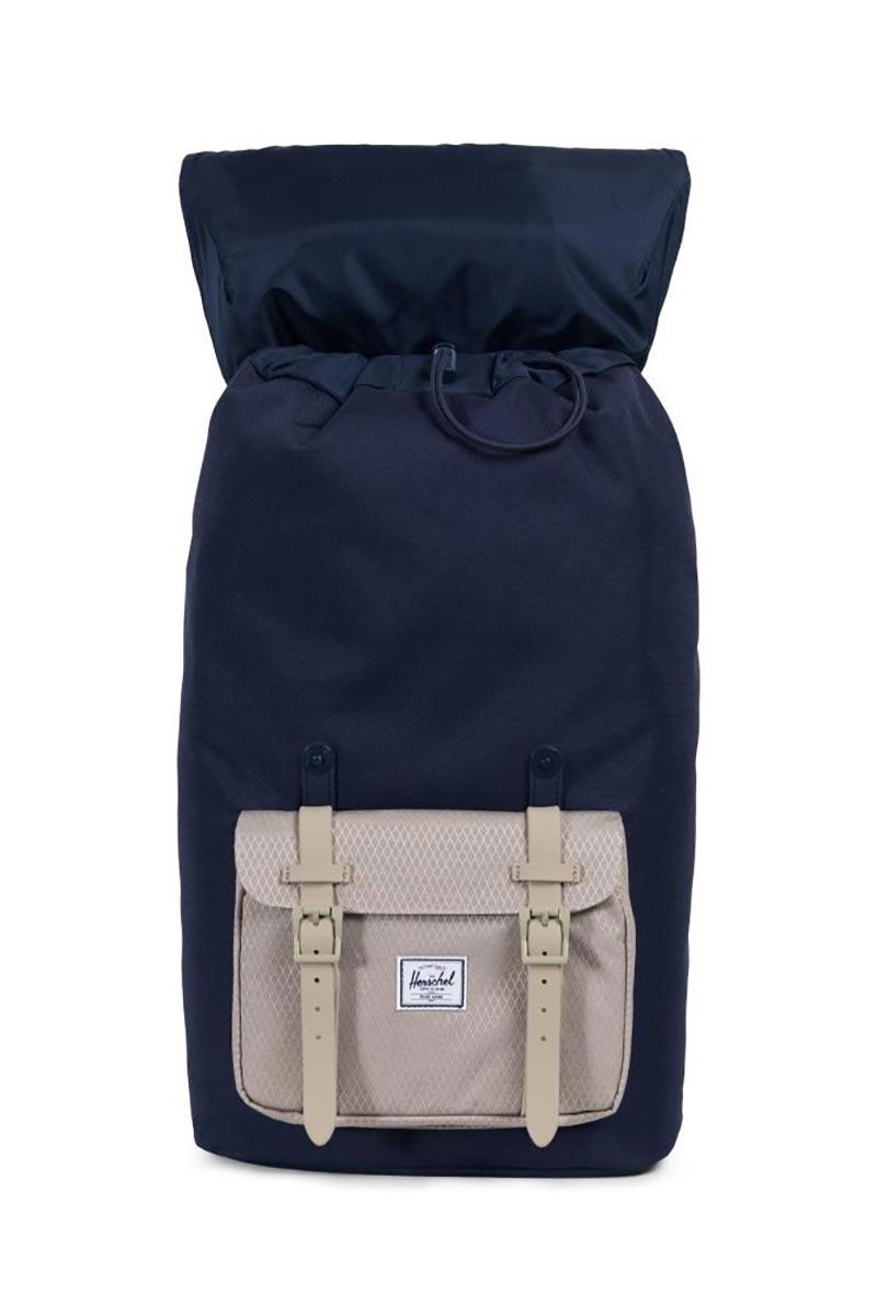 Herschel Supply Co. Little America backpack peacoat/eucalyptus