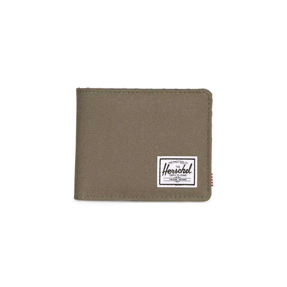 Herschel Supply Co. Roy RFID wallet ivy green/smoked pearl - 10363-02134-os