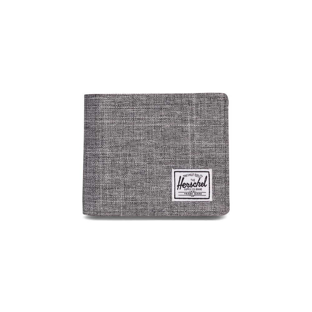 Herschel Supply Co. Roy coin wallet XL raven crosshatch/RFID - 10404-00919-os