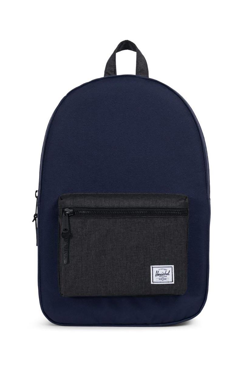 Herschel Supply Co. Settlement backpack peacoat/black crosshatch - 10005-02173-os