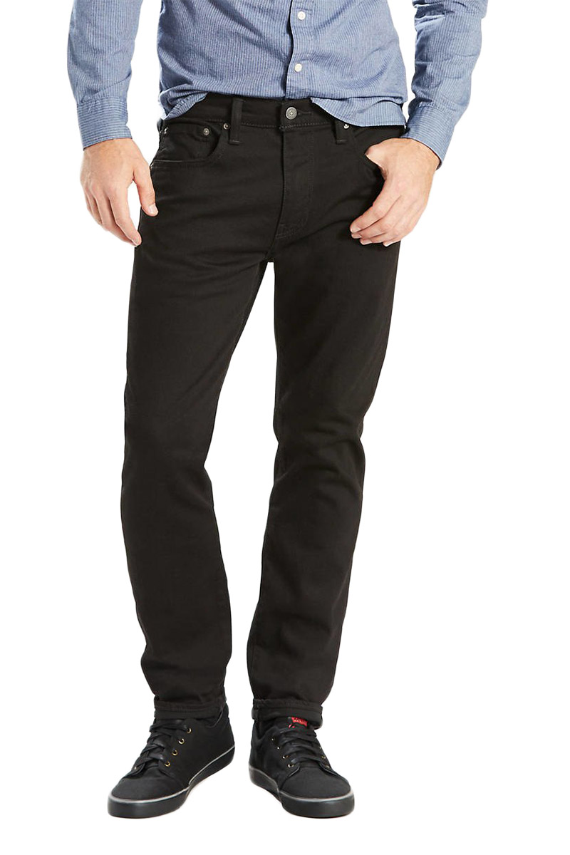 LEVI'S 502™ regular taper fit stretch jeans nightshine - 29507-0031