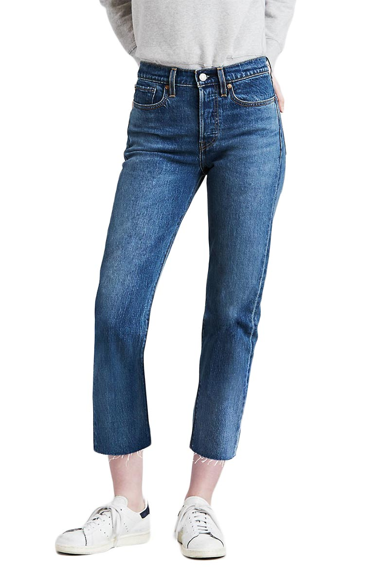 LEVI'S® wedgie fit straight jeans love triangle - 34964-0012