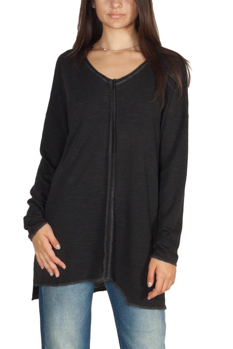 Lotus Eaters Robin ριχτή μπλούζα μαύρη