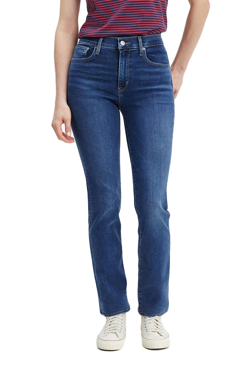 LEVI'S® 724 high rise straight jeans level out - 18883-0030