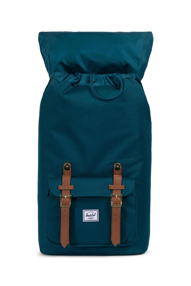 Herschel Supply Co. Little America backpack deep teal/tan