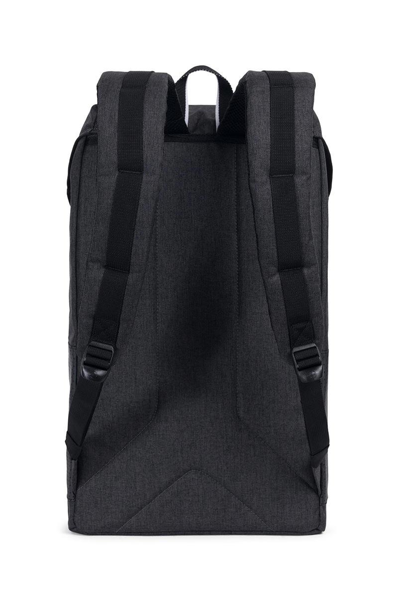Herschel Supply Co. Little America Aspect backpack black crosshatch/black/white