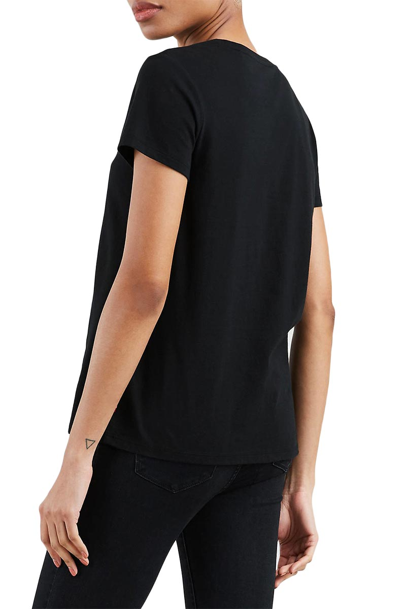 Γυναικείο LEVI'S® perfect tee holiday black