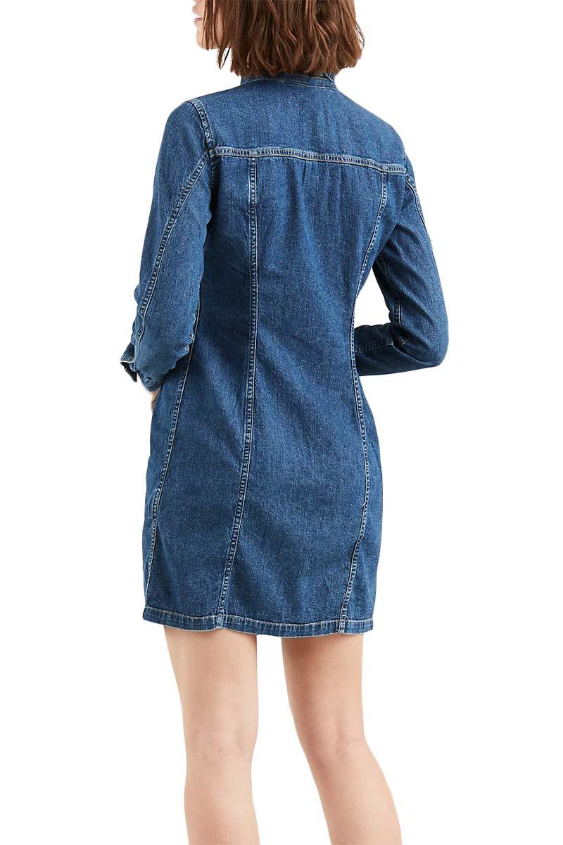 LEVI'S® Aubrey western dress livin large stretch