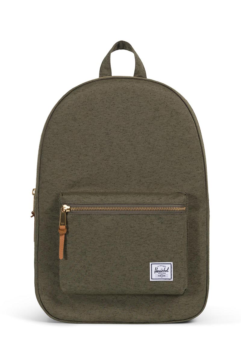 Herschel Supply Co. Settlement backpack ivy green slub - 10005-02347-os