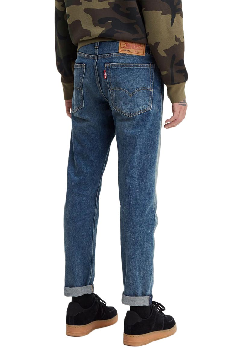 LEVI'S® Hi-Ball roll jeans game point