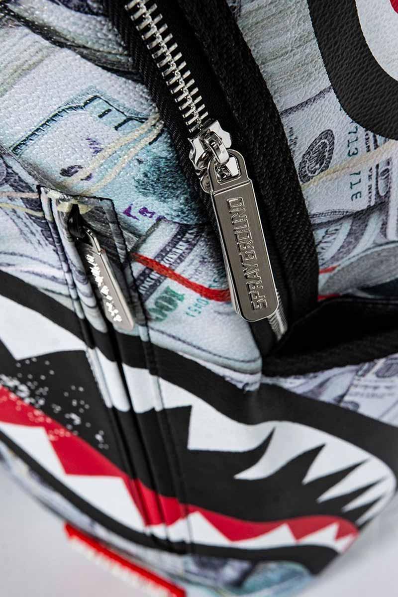 Sprayground backpack Money powder shark