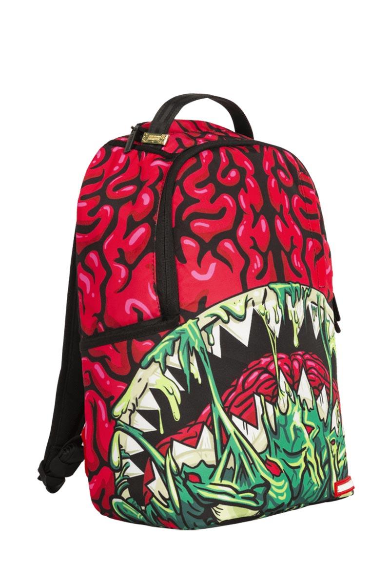 Sprayground backpack Zombie shark