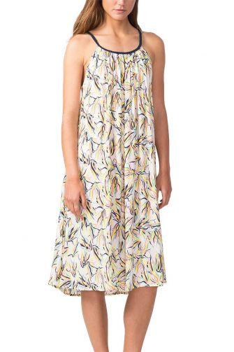 Skunkfunk Maiteder slip-on φόρεμα με πλεκτή τιράντα