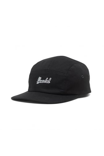 Herschel Supply Co. Glendale embroidery black