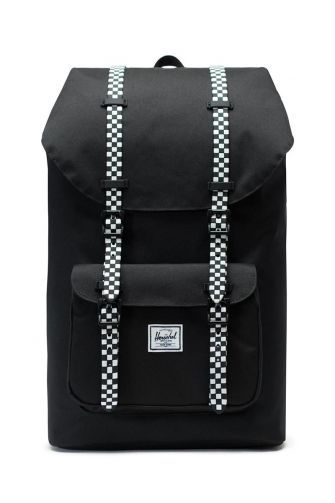 Herschel Supply Co. Little America backpack black/checkerboard