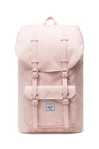 Herschel Supply Co. Little America backpack polka cameo rose