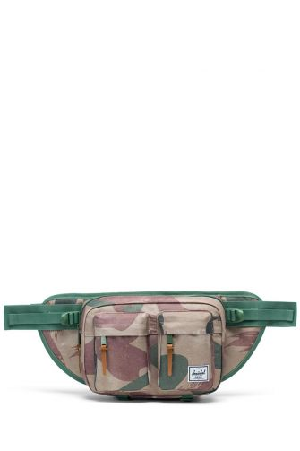 Herschel Supply Co. Eighteen hip pack brushstroke camo