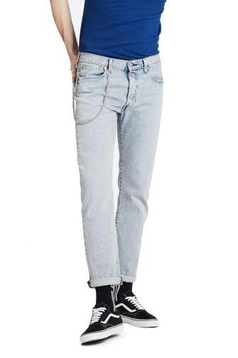 Levi's® 501 original fit stretch jeans thistle subtle
