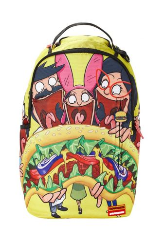 Sprayground backpack Bobs burger shark