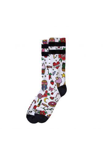 American Socks Rosey Jones Tattoo girl - men