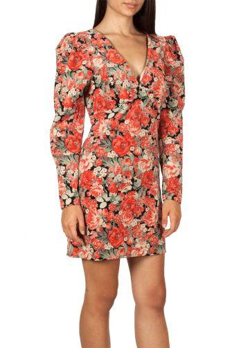 Free People Kapowski mini dress floral