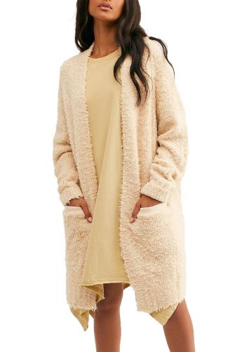 Free People Once in a lifetime oversized cardi