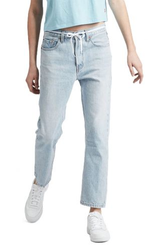 Levi's 501® crop jeans montgomery baked