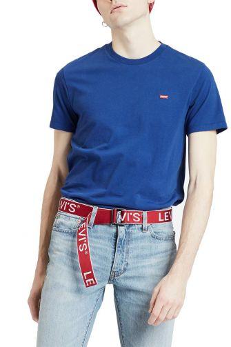 Levi's® original logo t-shirt sodalite blue