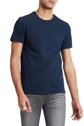 Levi's® slim fit crewneck t-shirt blue