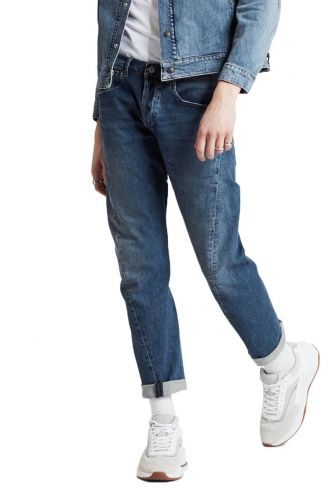 Levi's® Engineered jeans 502™ regular taper - saint indigo