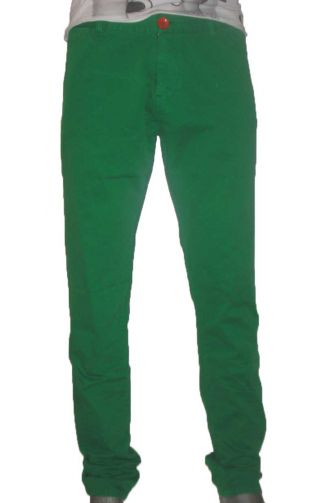 Old Glory Gr ανδρικό παντελόνι Chinos green