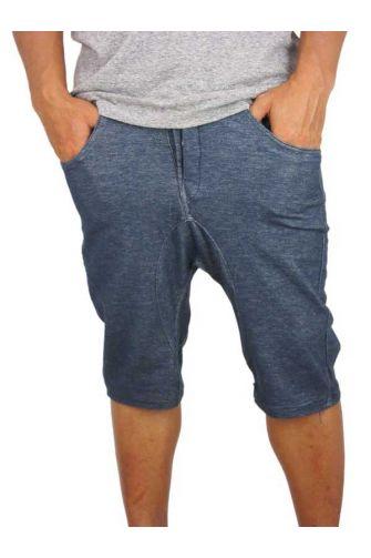 Humor men's Lago sweat shorts dress blues