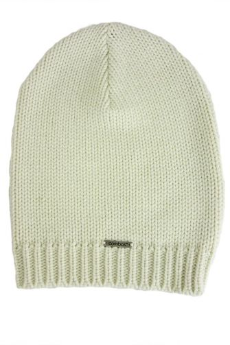 Combos knitted beanie ecru