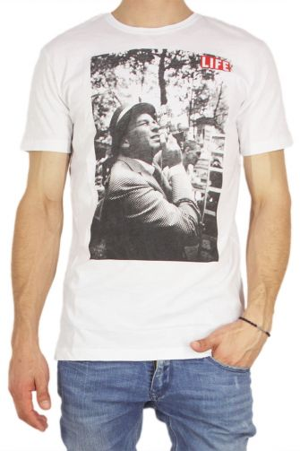Worn By ανδρικό t-shirt LIFE Frank Sinatra
