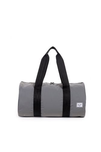 Herschel Supply Co. Packable Duffle Day/Night silver reflective