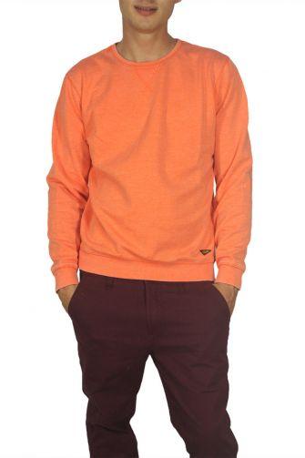 Superior Vintage ανδρική φούτερ μπλούζα πορτοκαλί