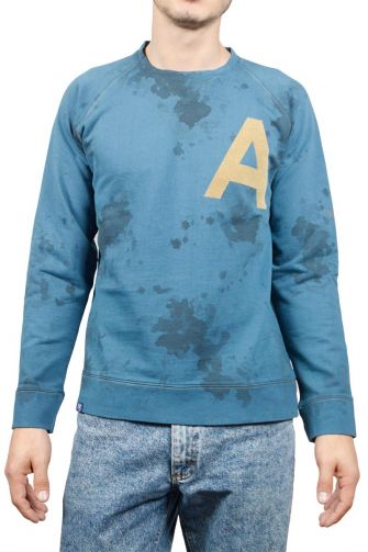 Men's sweatshirt blue