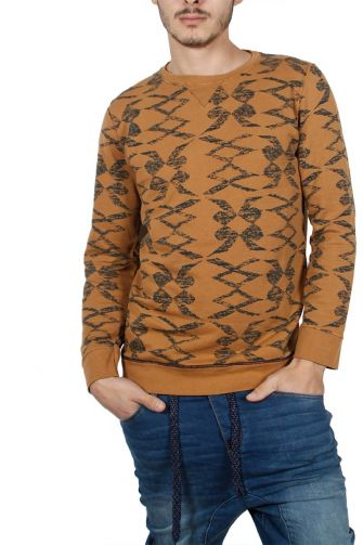 Best Choice men's sweatshirt mustard