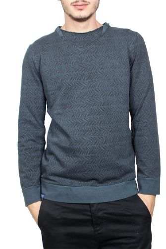 Best Choice men's sweatshirt blue