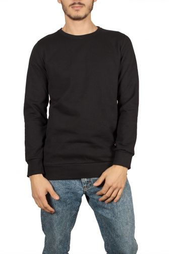 Crewneck sweatshirt black