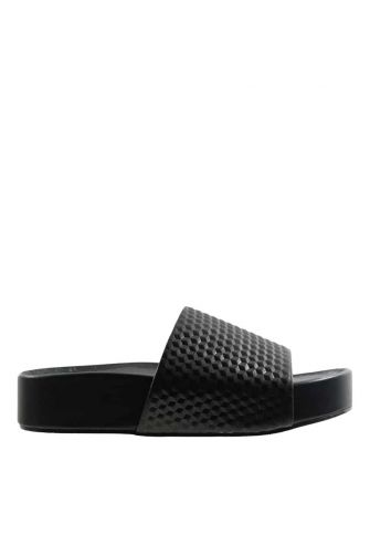 Favela women's platform sandals 210 3D black
