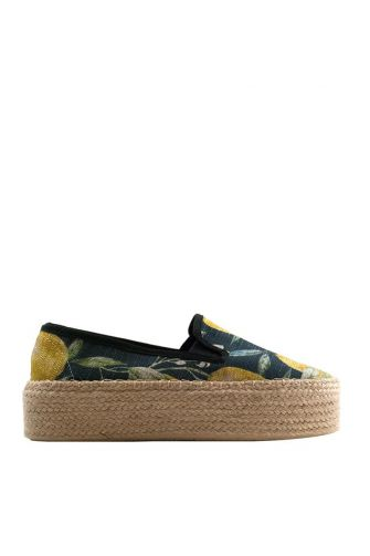 Favela espadrilles 8/143 Slip on Hi yellow