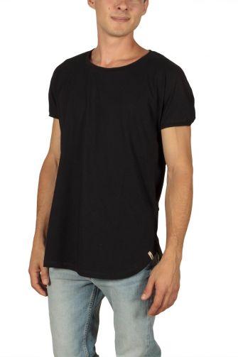 French Kick men's t-shirt Raw black