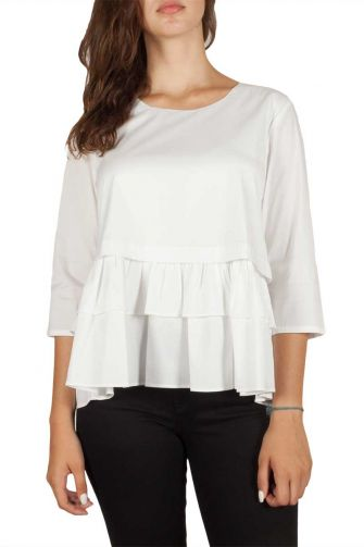 Soft Rebels Betty blouse white